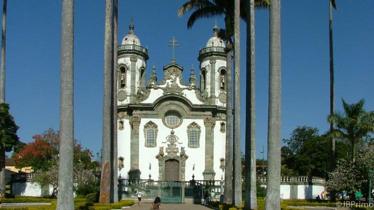 Brasil - Minas Gerais - Sao Joao Del Rei - Igreja Sao Francisco de Assis