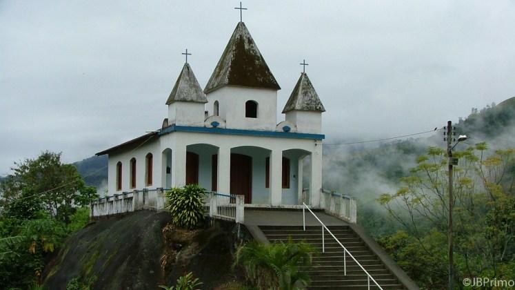 Brasil - Rio de Janeiro - Paraty - Caminho do Ouro - Igreja Nossa Senhora da Penha