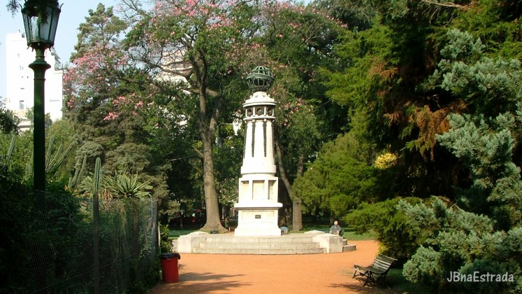 Argentina - Buenos Aires - Jardim Botanico