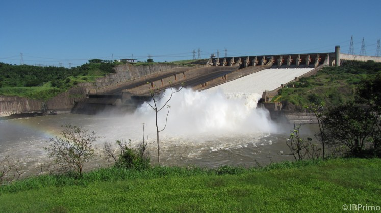 Brasil - Parana - Foz do Iguacu - Itaipu Binacional