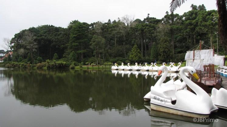 Brasil - Rio Grande do Sul - Gramado - Lago Negro