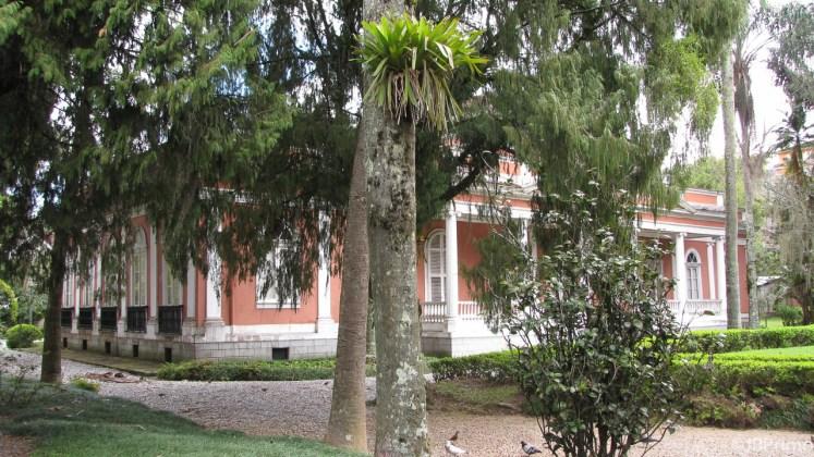 Brasil - Rio de Janeiro - Petropolis - Casa de Princesa Isabel