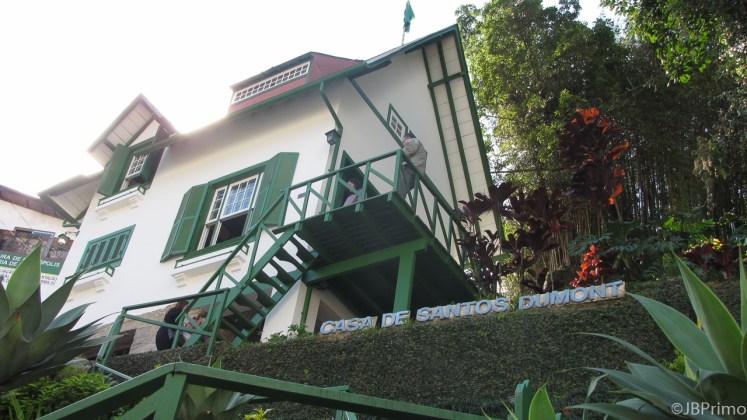 Brasil - Rio de Janeiro - Petropolis - Casa de Santos Dumont
