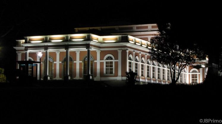 Brasil - Rio de Janeiro - Petropolis - Museu Imperial - Espetaculo Som e Luz