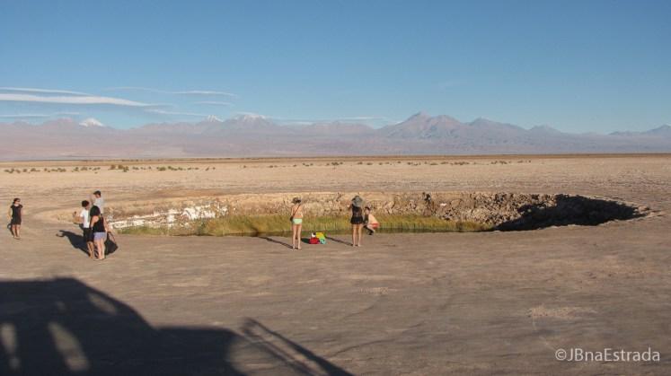 Chile - Atacama - Ojos del Salar