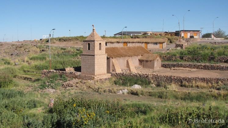 Chile - Atacama - Pueblo Socaire