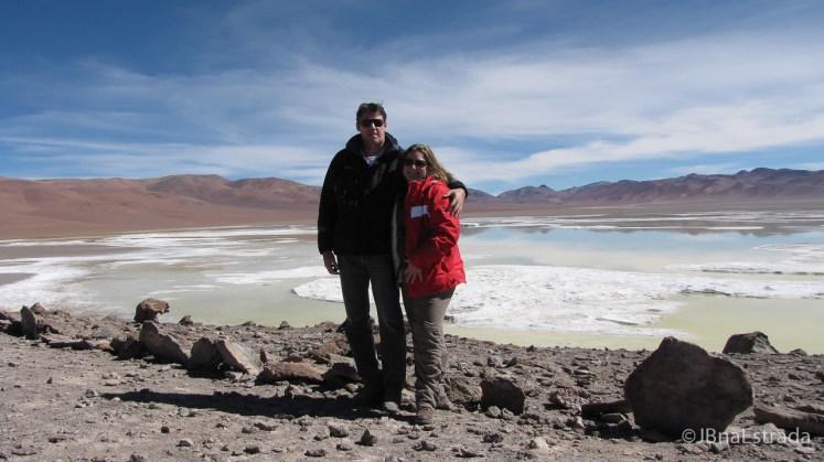 Chile - Atacama - Reserva Nacional Los Flamencos - Salar de Pujsa