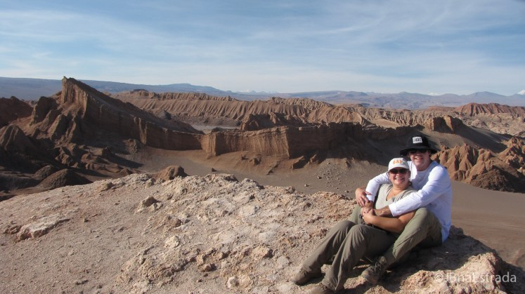 Chile - Atacama - Valle de la Luna