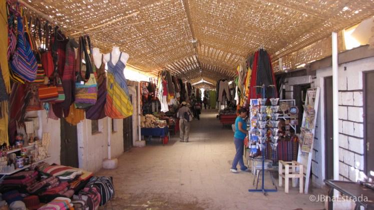 Chile - San Pedro de Atacama - Feira de Artesanato