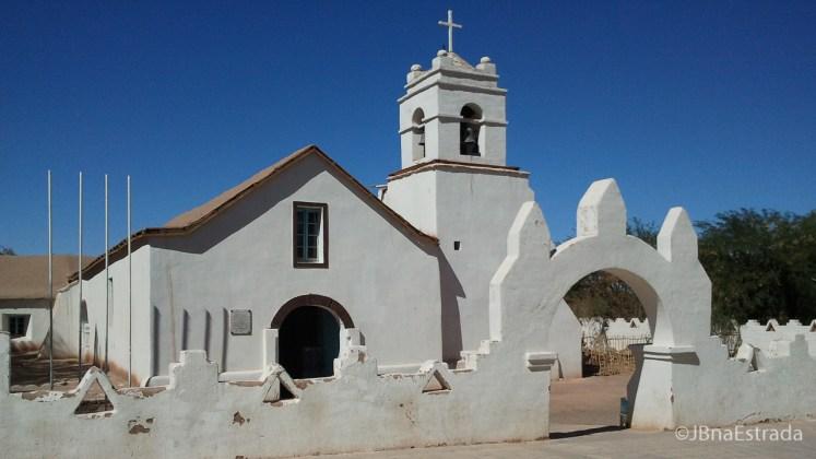 Chile - San Pedro de Atacama - Igreja de San Pedro