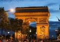 Franca - Paris - Arco do Triunfo