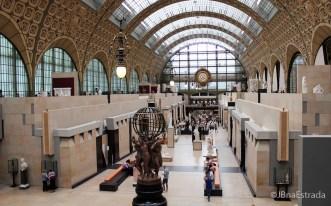 Franca - Paris - Museu DOrsay
