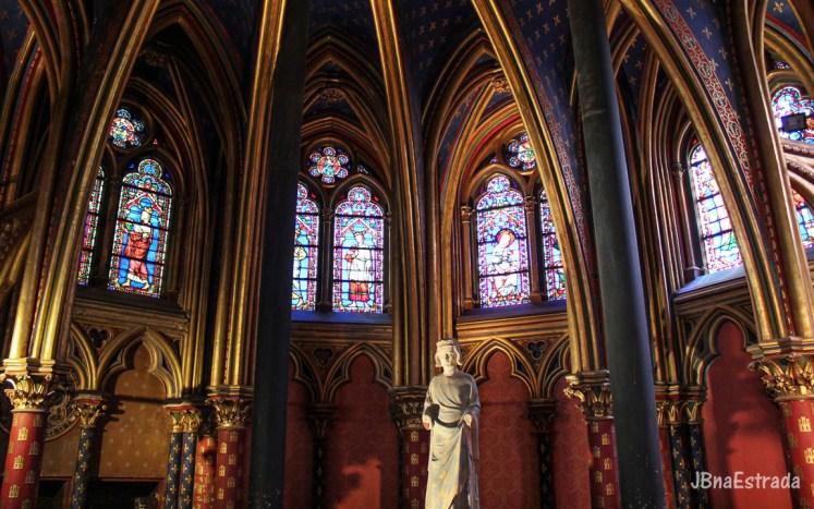 Franca - Paris - Sainte-Chapelle