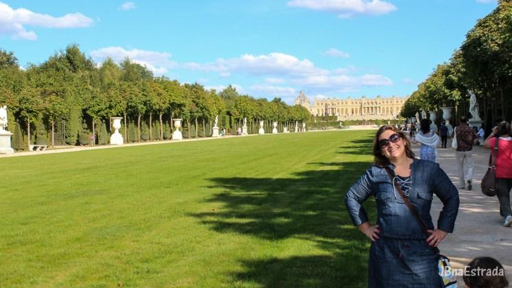 Franca - Versailles - Palacio de Versailles - Jardins