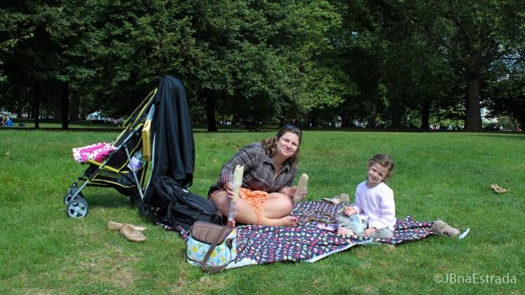 Inglaterra - Londres - Green Park