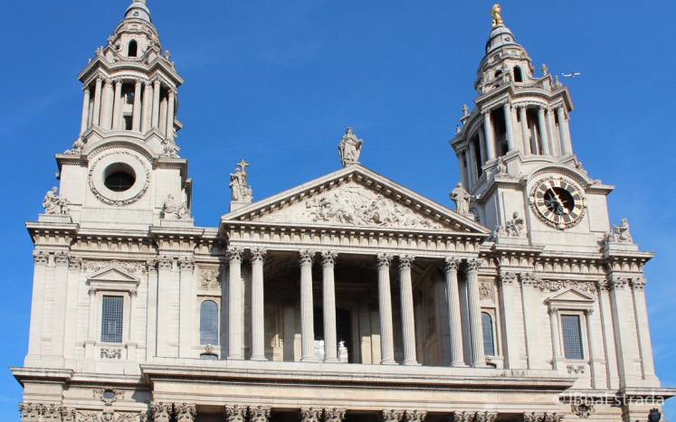 Inglaterra - Londres - St Paul Cathedral