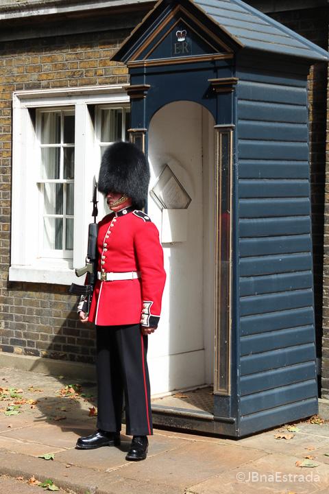 Inglaterra - Londres - St. James Palace