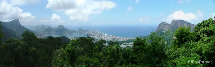 Brasil - Rio de Janeiro - Vista Chinesa