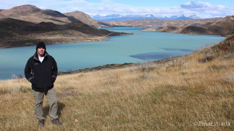 Chile - Parque Nacional Torres del Paine - Lago Pehoe