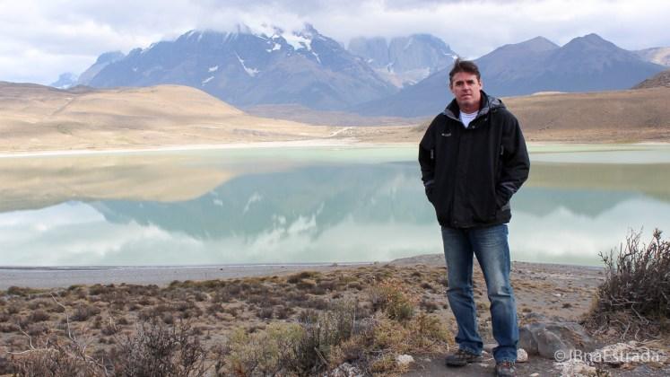Chile - Parque Nacional Torres del Paine - Laguna Amarga