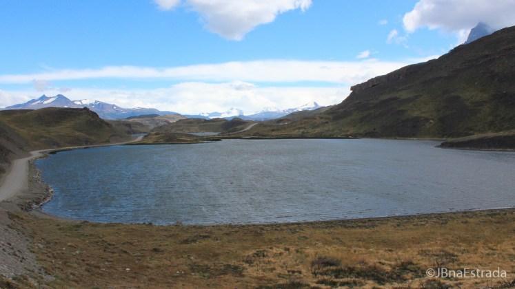 Chile - Parque Nacional Torres del Paine - Laguna Las Mellizas
