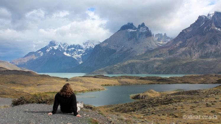 Chile - Parque Nacional Torres del Paine - Mirador del Nordernskjold