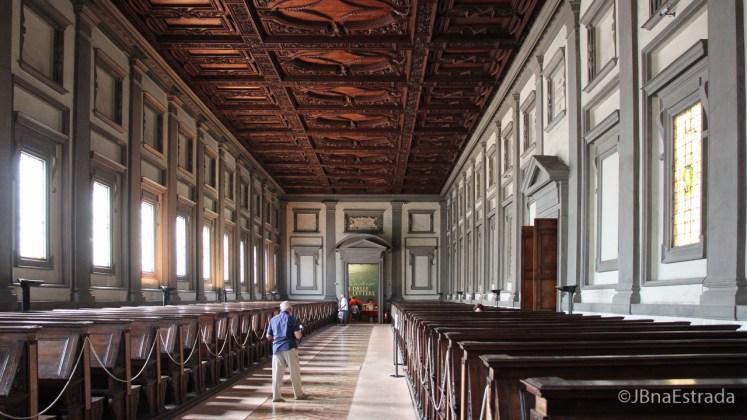 Italia - Florenca - Basilica de San Lorenzo - Biblioteca Medicea Laurenziana