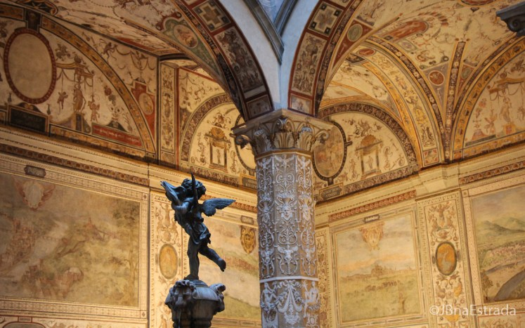 Italia - Florenca - Palazzo Vecchio