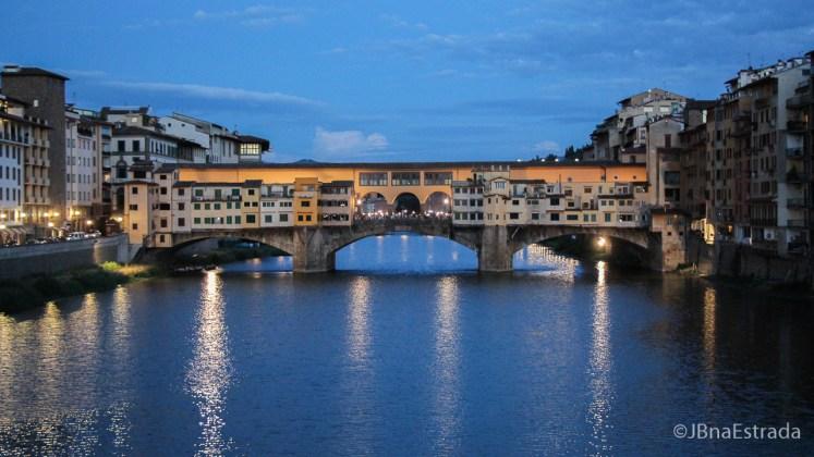 Italia - Florenca - Ponte Vecchio