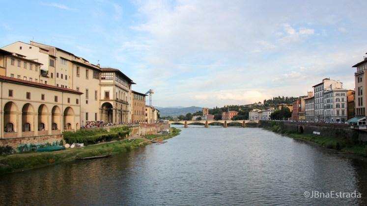 Italia - Florenca - Rio Arno