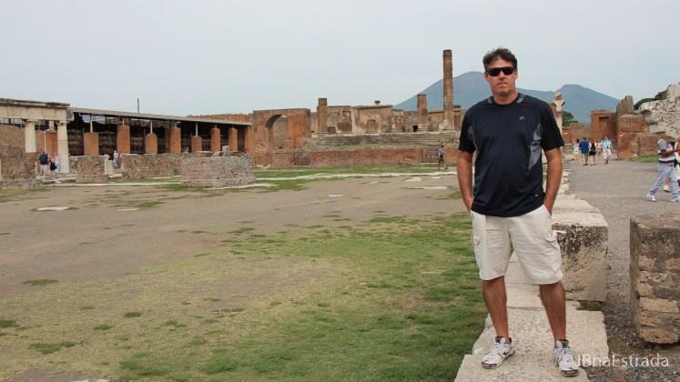 Italia - Pompeia - Forum