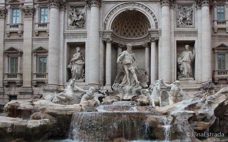 Italia - Roma - Fontana di Trevi