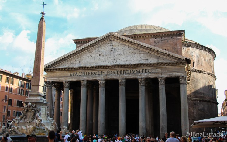 Italia - Roma - Pantheon
