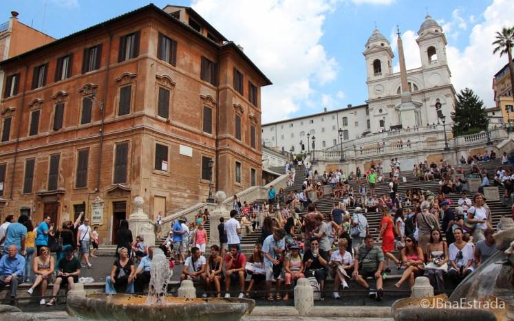 Italia - Roma - Piazza di Spagna