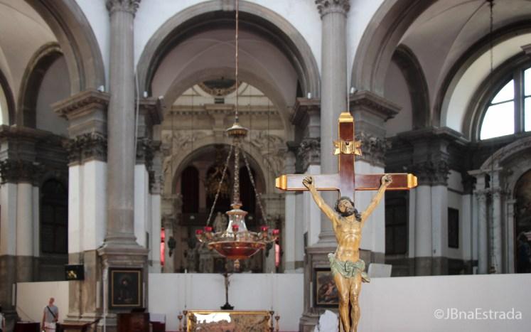 Italia - Veneza - Basilica de Santa Maria della Salute