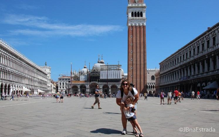 Italia - Veneza - Piazza San Marco