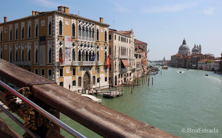 Italia - Veneza - Ponte dellAccademia