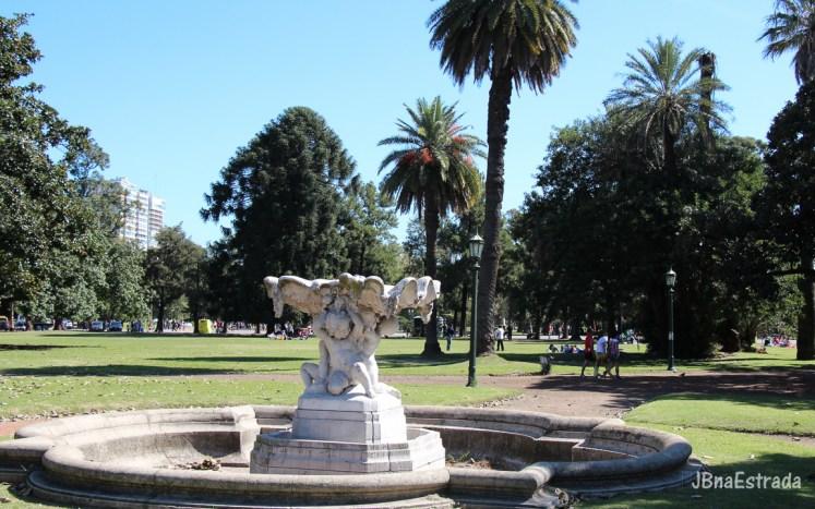 Argentina - Buenos Aires - Bosques de Palermo - Plaza Holanda