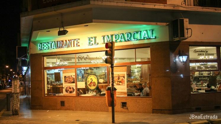 Argentina - Buenos Aires - Restaurante El Imparcial