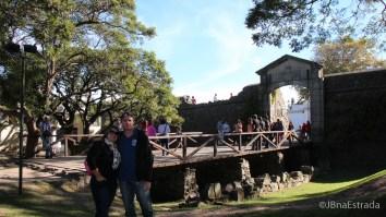 Uruguai - Colonia del Sacramento - Antigo Portao de Armas
