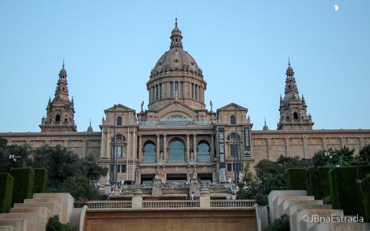 Espanha - Barcelona - Museu Nacional dArt de Catalunya