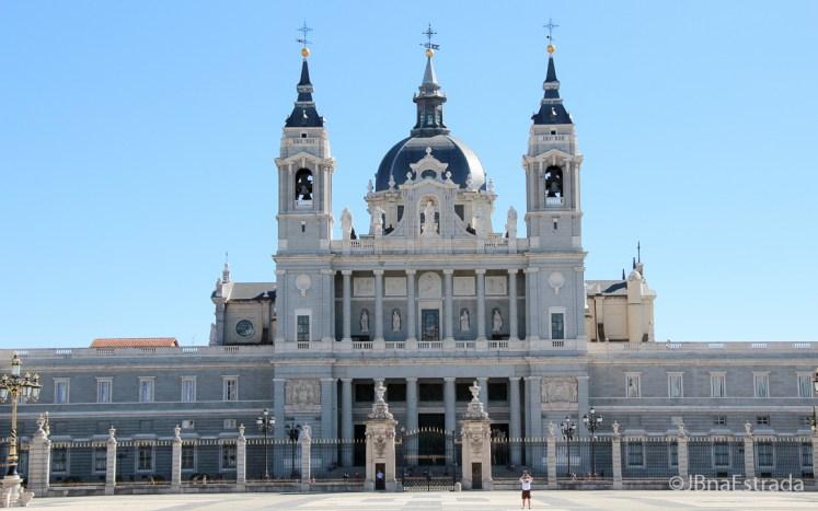 Espanha - Madri - Catedral de la Almudena