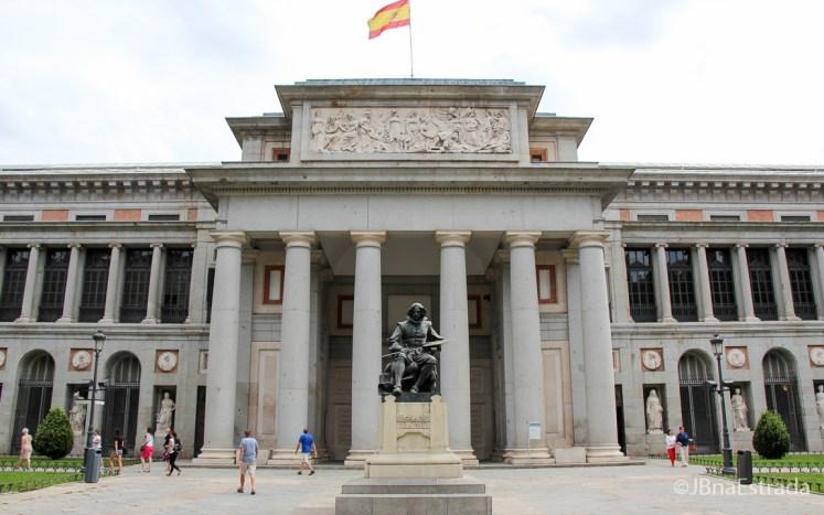 Espanha - Madri - Museu del Prado