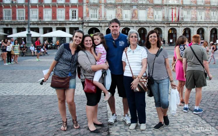 Espanha - Madri - Plaza Mayor