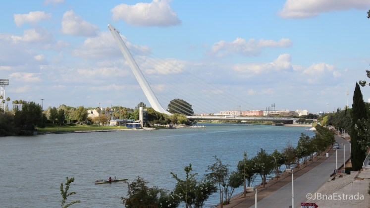 Espanha - Sevilha - Rio Guadalquivir