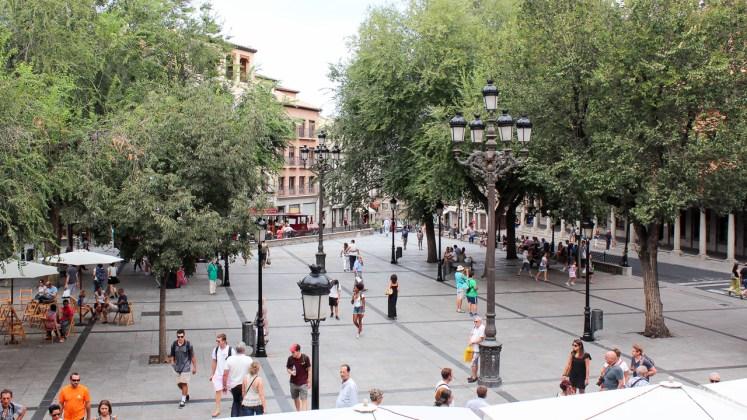 Espanha - Toledo - Plaza Zocodover