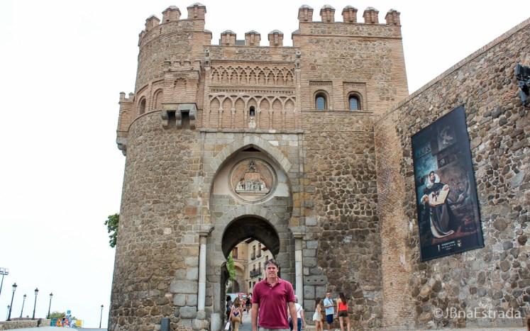 Espanha - Toledo - Puerta del Sol