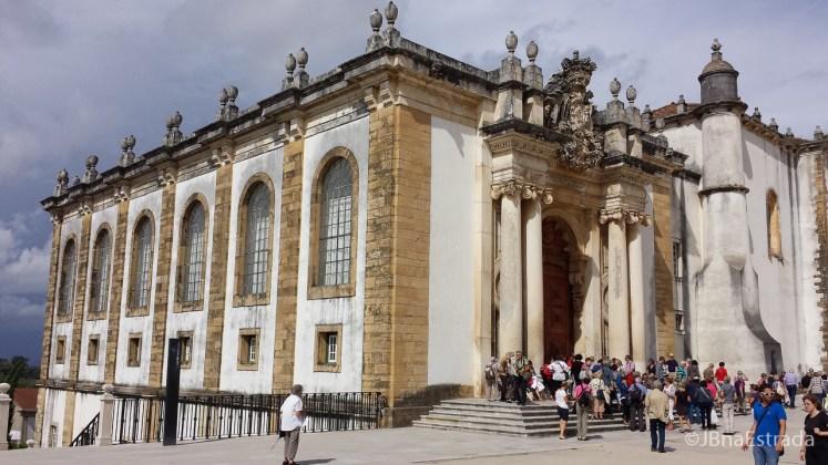 Portugal - Coimbra - Universidade de Coimbra - Biblioteca Joanina