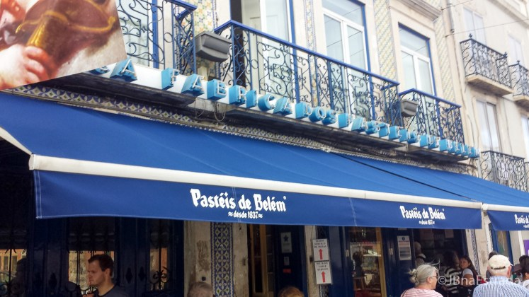 Portugal - Lisboa - Pasteis de Belem