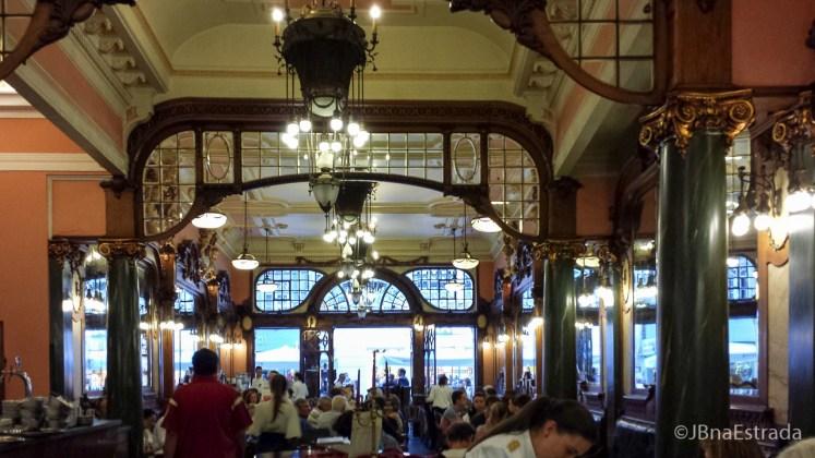 Portugal - Porto - Cafe Majestic